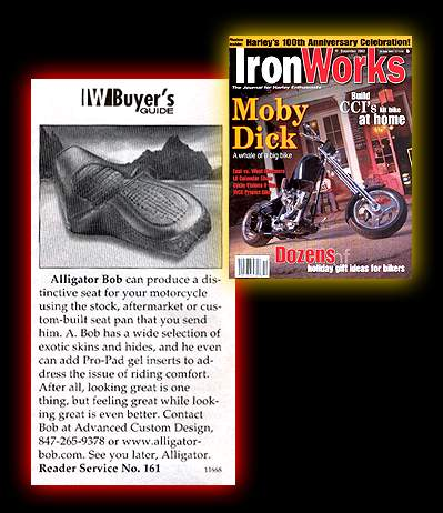 IronWorks Buyer's Guide AD
