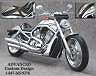 VROD - Winner - Best Upholstery at 2002 McCormick Place Bike Show